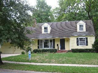 Cape cod style homes at home in kansas city with sarah for Cape cod style houses for sale