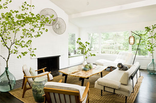 Mid-Century Modern Homes - At Home in Kansas City with Sarah Snodgrass