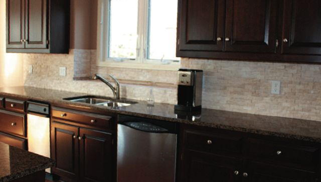 Cabinet Refinishing & Cabinet Painting - At Home in Kansas City ...