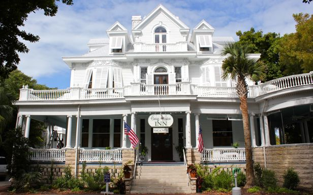 At Home In Brookside On Vacation: The Victorians, Bungalows And