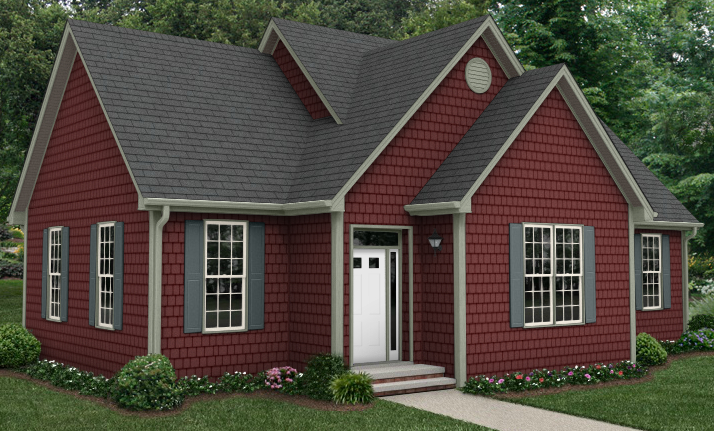 Vinyl siding on cottages joy studio design gallery Vinyl siding house plans