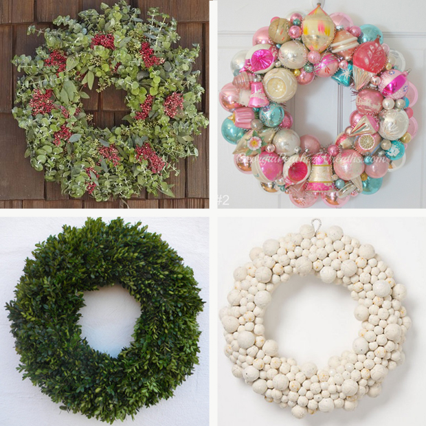 Holiday Weekend Eye Candy: Decorate Your Door With A Fresh