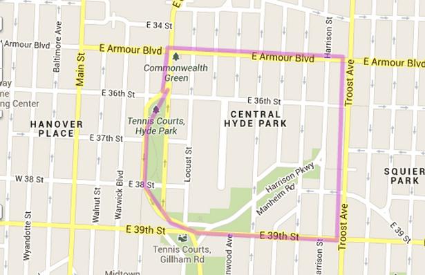 Hyde Park Central - Google Maps