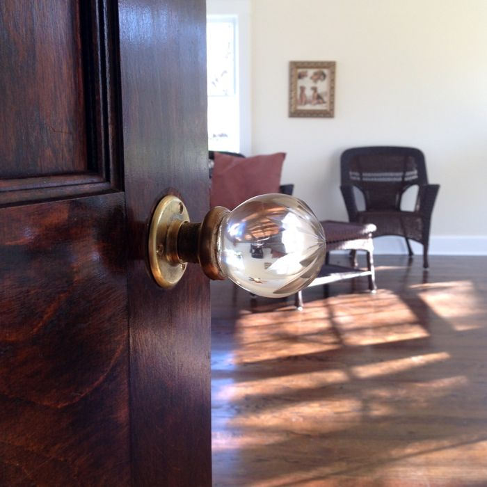 Vintage Doorknob Styles of Historic Homes - At Home in Kansas City ...