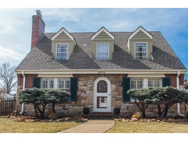 Charming 1930 39 S Custom Build Cape Cod In Armour Hills Gardens