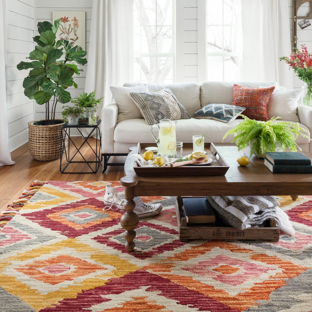 Cool New Line Of Affordable Designer Rugs By HGTVs Joanna Gaines