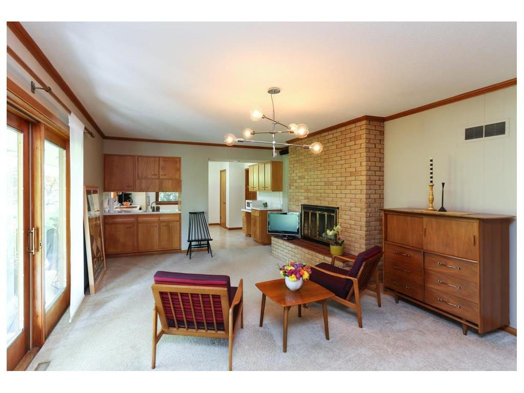 Time Capsule Mid-Century Ranch is Sarah\'s Pick of the Week - At Home ...