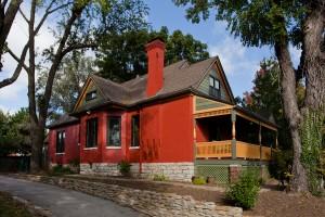 3022 Oak Kansas City Victorian Brick House