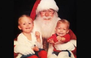 Santa in Kansas City