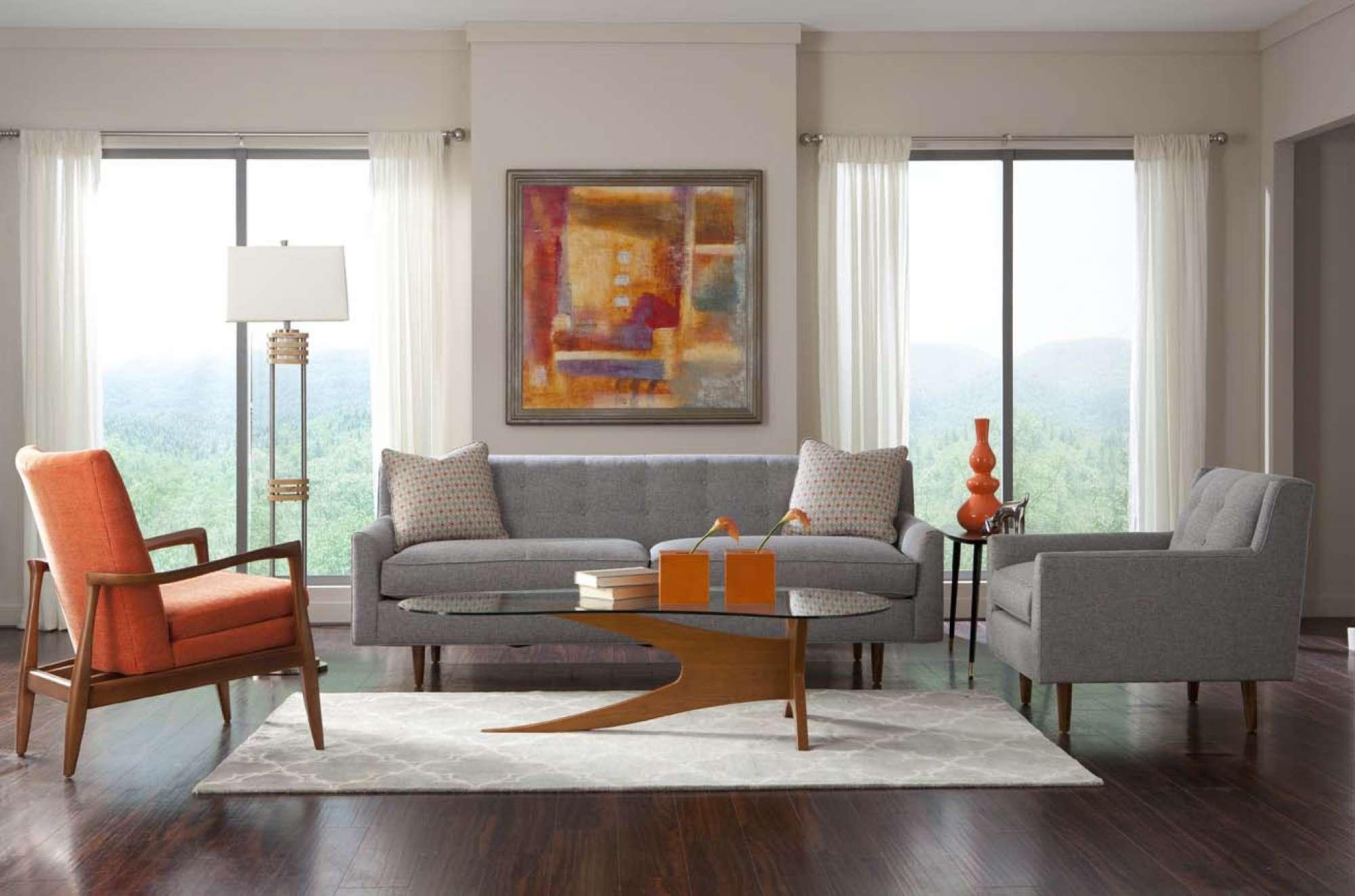 Retro Mid Century Furniture, Living Room Furniture Kansas City